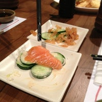 Photo taken at Poke Sushi by audrey s. on 4/9/2013