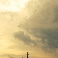 Photo taken at Cabatuan Public Cemetery by Dietrich D. on 10/15/2013