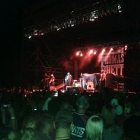 Photo taken at Tag's Summer Concert Stage by Bill on 9/22/2012