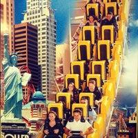Photo taken at The Roller Coaster by Мария Ч. on 11/27/2012
