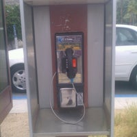 Photo taken at payphone by Steve G. on 5/5/2013