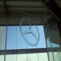 Photo taken at Mercedes-Benz Hermer by FERNANDO R. on 1/31/2013