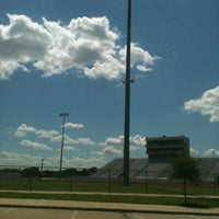 Photo taken at Tiger Stadium by Feliciano H. on 8/26/2013