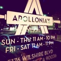 Photo taken at Apollonias Pizzeria by Mike H. on 1/30/2013
