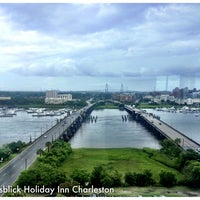 Photo taken at Holiday Inn Charleston-Riverview by Petra S. on 7/21/2013