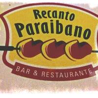 รูปภาพถ่ายที่ Recanto Paraibano โดย Marco Aurélio P. เมื่อ 9/4/2013