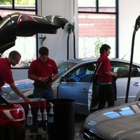 Photo taken at Platinum Car Wash by Troy H. on 10/6/2012
