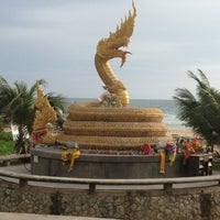 Photo taken at Karon Beach by Larisa P. on 7/11/2013