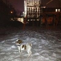 Photo taken at Проточный переулок by Kroshka M. on 2/15/2013