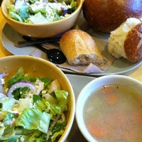 Photo taken at Panera Bread by Jessica F. on 11/18/2012