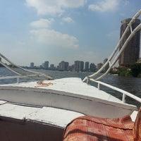 Photo taken at Dok Dok Felucca by жека s. on 9/20/2014
