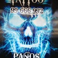 Photo taken at Panos tattoo by Panagiotis K. on 6/29/2013
