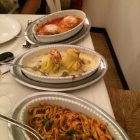 Photo taken at Trattoria Del Fagiano by Paul V. on 6/4/2014