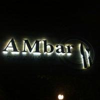 Снимок сделан в AMbar Steak House пользователем Yurii Ustas D. 10/4/2013