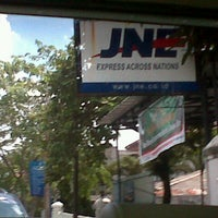 Photo taken at JNE Express Across Nation by Muhammad R. on 8/6/2013