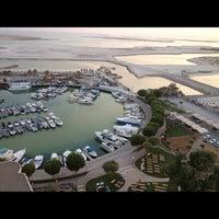 Photo taken at InterContinental Abu Dhabi by Rafael S. on 10/16/2012