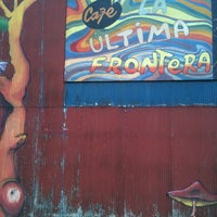Photo taken at Café La Última Frontera by Faby A. on 2/15/2013