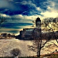 Снимок сделан в Выборгский замок пользователем Maxim V 1/7/2013