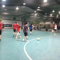 Photo taken at The Challenger Sports Centre by Alex S. on 4/29/2013