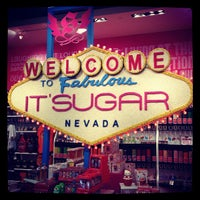 Photo taken at IT'SUGAR by Kara G. on 9/20/2012