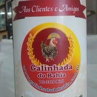 Foto tirada no(a) Galinhada do Bahia por Marcos Antonio A. em 4/23/2013