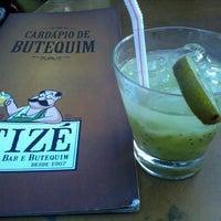 Foto tirada no(a) Tizé Bar e Butequim por Melina V. em 7/6/2013