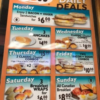 Photo taken at A&W Canada by Sandy P. on 9/29/2017