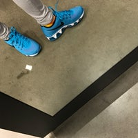 Photo taken at Nike Factory Store by Sandy P. on 12/31/2016