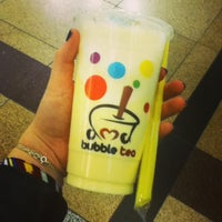 Photo taken at Tea One - Bubble Tea by Валерия Т. on 4/8/2013