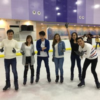 Photo taken at Kallang Ice World by Kristine S. on 1/15/2017