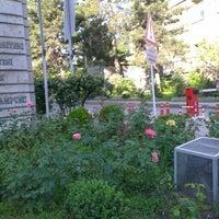 Photo taken at Ankara Üniversitesi Tıp Fakültesi Morfoloji Binasi by Mercan H. on 5/22/2013