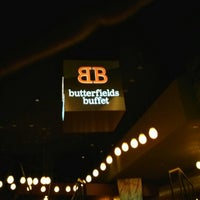 Photo taken at Butterfields Buffet by Serkan A. on 11/19/2012