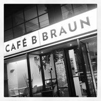 Photo taken at Café B. Braun by Mio K. on 2/28/2013