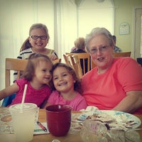 Photo taken at Root-A-Bakers Bakery & Cafe by Hilary C. on 5/26/2013