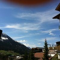 Das Foto wurde bei Hotel Alpendorf von Sylvia U. am 4/18/2013 aufgenommen