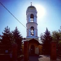 Photo taken at Храм Святителя Николая в Жегалово by Petr PMS on 8/7/2016
