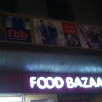 Photo taken at Food Bazaar by Prakash W. on 3/8/2013
