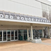 Photo taken at Ford River Rouge Factory Tour by Prakash W. on 1/14/2017