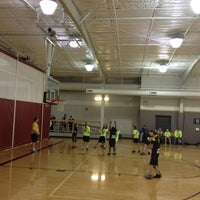 Photo taken at Hays Recreational Center by Mallory S. on 1/12/2013