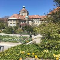Photo taken at Gewächshäuser by Анна Ж. on 4/30/2017