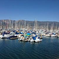 Photo taken at Santa Barbara Harbor by Maxim M. on 2/23/2013