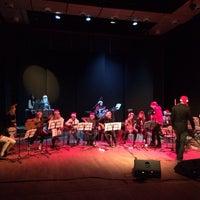 Photo taken at Haninge Kulturhus by niklas w. on 12/18/2013