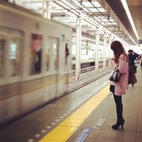 Photo taken at Shin-Koshigaya Station (TS20) by Furuya S. on 5/15/2013