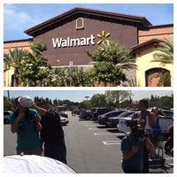 Photo taken at Walmart Supercenter by Jake L. on 5/3/2013