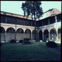 Photo taken at Basilica di Santa Maria del Carmine by z. on 11/11/2017