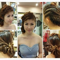 Photo taken at Snob Hair Dressing by Connie L. on 7/24/2014