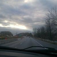 Photo taken at I-195 by Cesar, Jr. C. on 12/27/2012