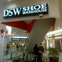 Photo taken at DSW Designer Shoe Warehouse by Cesar, Jr. C. on 12/13/2012