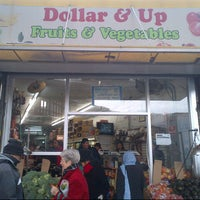 Photo taken at Dollar & Up Fruits & Vegetables by Cesar, Jr. C. on 11/30/2012