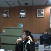 Photo taken at Landbank  Mbc Ayala by Cesar, Jr. C. on 2/26/2013